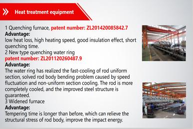 Equipment R&D patent